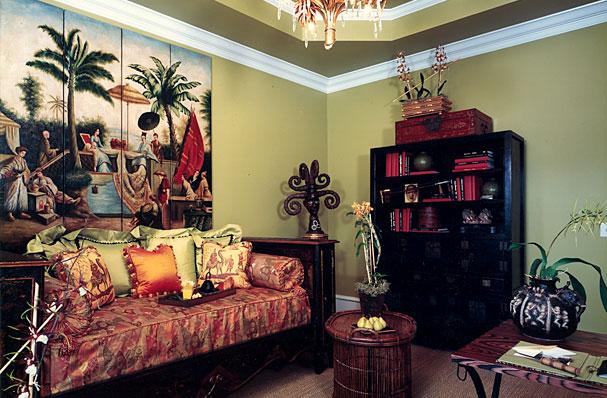Ambiance Interiors By Sharon Kiss Atlanta Palm Springs